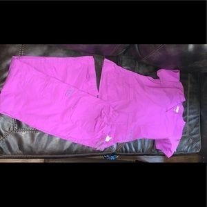 Wonder Flex uniform Scrub Set Purple Small TALL